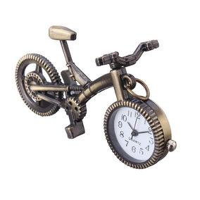 Colar Cordão Corrente Pingente Relógio Bicicleta 498