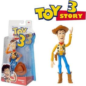 Boneco Xerife Woody Toy Story 3 17cm - Disponível No Brasil