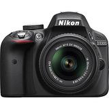 Cámara Digital Slr Nikon D3300 24.2 Mp Reacondicionada