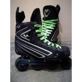 Patines De Hockey Ccm Vector 02 Talla 4.5 Mx/6.5us/5d