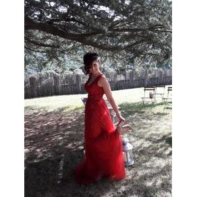 Vestido De Festa Longo Formatura Madrinha De Casamento