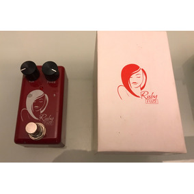 Pedal Red Witch Ruby Fuzz