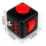 Fidget Cube Dado Cubo Antiestres Y Tiempo Libre