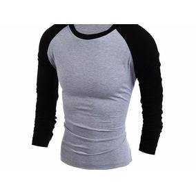 3baf59e8d Kit Camiseta Manga Longa Masculina Para Trabalhar Na Roca - Calçados ...