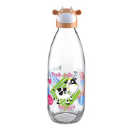 Botella Para Leche Cow Bottle 1000 Ml Titiz