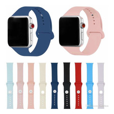 Apple Watch 1 2 3 4 5 Correas Banda Silicona Acero Nylon