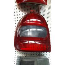 Sinaleira Lanterna Gm Corsa Wind 00 A 2002 Fume Esquerda