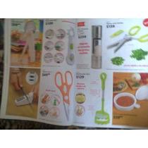 Multi Abre Facil / Condimentos Chef / Vaporera Inox