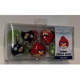 Angry Birds Cortinas De Ducha Juego De 12