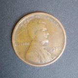 Penny Dollar 1920 1 Centavo De Dolar De 1920