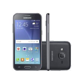 Celular Samsung Galaxy J2 Preto, 4g, Dual Chip, Quad-core 1.