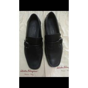 6ee78b7a717e5 Salvatore Ferragamo Mocasin Doble Gancio - Sapatos no Mercado Livre ...
