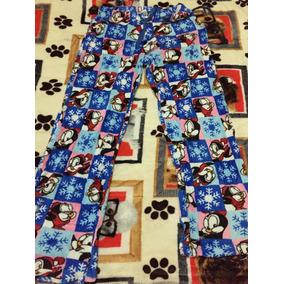 Fardo Pantalones Pijama Polar Hombre Y Mujer Americanos