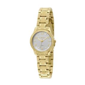 Relógio Condor Feminino Mini Dourado - Co2035ksb/4c