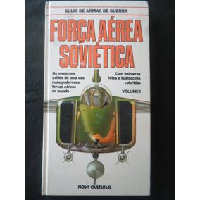 Livro Pocketbook Força Aérea Soviética Vol. I