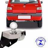 Engate Reboque Fiat Uno 2004 A 2013 Fixo 700 Kg
