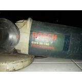 Amoladora Progesional Bosch Gws 26-180