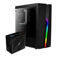Pc Gamer Ryzen 5 5600g Computadora Escritorio Armada Diseño