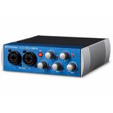 Audiobox Usb 96 Presonus Interface Áudio Placa Externa Midi