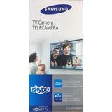 Smart Tv Camara Samsung Usb Vg-stc5000 Nueva Skype Certific