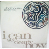 Disco 45 Rpm Hothouse Flowers -i Can See Clearly Now 1990
