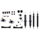 Kit Tren Delantero R12 Completo + 4 Amortiguadores Del Y Tra