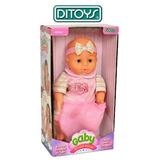 Muñeca Bebe Gaby Donde Estoy Ditoys Ideal Dia Del Niño
