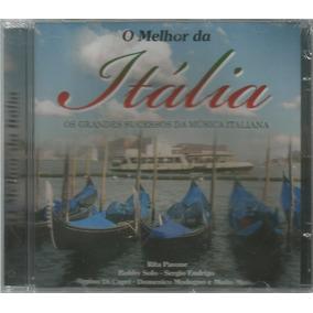Cd O Melhor Da Italia Vol 1 (novo-lacrado)