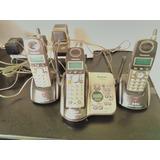 Panasonic 5.8 Telefonos Inalambrico Kx-t05453 3 Jandi