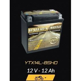 Bateria Moto Route Ytx14lbs-hd Harley Davidson Xr 1200x