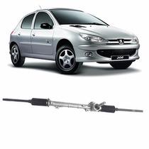 Caixa De Direção Mecanica Peugeot 206 1.0 1.4 1.6 Nova Todos