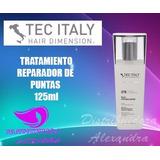 Tec Italy Silk System Shine Tratamiento Puntas Dañadas 125ml