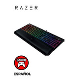 Teclado Gamer Razer Blackwidow Chroma V2, Mecánico, Multimed
