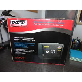 Caja Fuerte De Seguridad Mt Profesional Tools Mastersafe-3