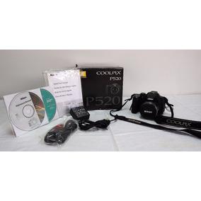 Camara Nikon Coolpix P 520 42x