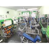 Equipamentos Academia Musculação