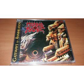 Morbid Angel - Gateways To Annihilation (cd Lacrado) Arg