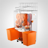 Exprimidor De Naranja Limon Industrial Automático Importado