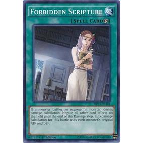 Forbidden Scripture - Bp03-en184 - Common