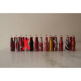 Mini Garrafinhas Da Galera Coca-cola