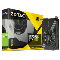Placa Nvidia Geforce Gtx 1060 6gb Ddr5 192 Bits Zotac