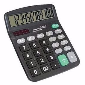 Calculadora De Mesa Display 12 Digitos Kenko Kk-837b