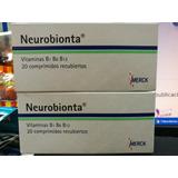 Neurobionta Comprimidos 2 Cajas + Envio Gratis