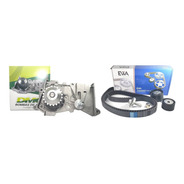 Kit Distribucion K4m + Bomba Agua Duster - Oroch 1.6 16v