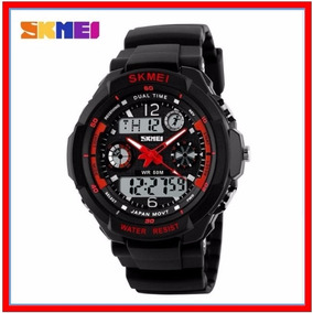 Reloj Hombre Skmei 0931 Deportivo Acuático Cronómetro Alarma