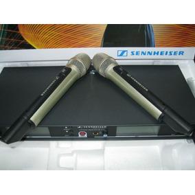 Sistema Microfone Sem Fio Sennheiser Em3032 Duplo