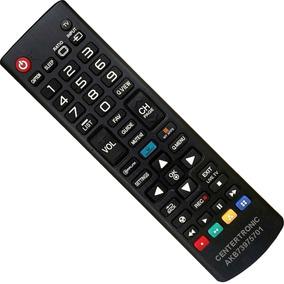 Control Remoto Akb73975701 Para Smart Tv Lg Led 3d Lcd
