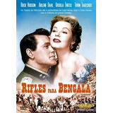 Rifles Para Bengala - Dvd - Rock Hudson - Arlene Dahl