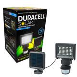 Foco Solar Duracell Led 400 Lúmenes Almacenamiento 1500mah