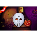 Mascara Blanca Jason Martes 13 Hockey Halloween Disfraces